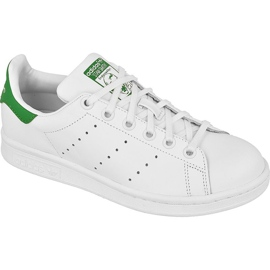 Obuv Adidas Originals Stan Smith Jr M20605 bílá