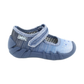 Dětská obuv Befado 109P186 modrý