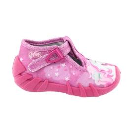 Dětská obuv Befado 110P364 růžový