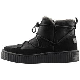 4F Jr HJZ19-JOBDA002 21S boty černá