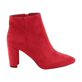Boty na postě Sergio Leone 548 červená