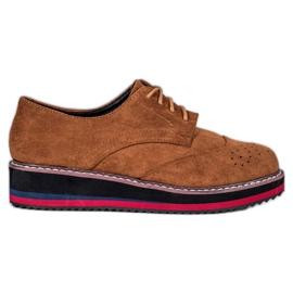 Vices Velbloudí boty hnědý