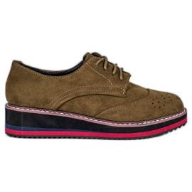 Vices Olivová obuv