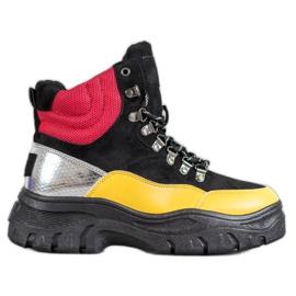 Krajkové boty VICES vícebarevný