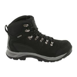 Černá obuv Atletico 66176 Trekking