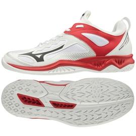Sálová obuv Mizuno Ghost Shadow M X1GA198008 bílá bílá