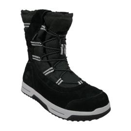 Timberland Snow Stomper Pull On Wp Jr A1UIK zimní obuv černá