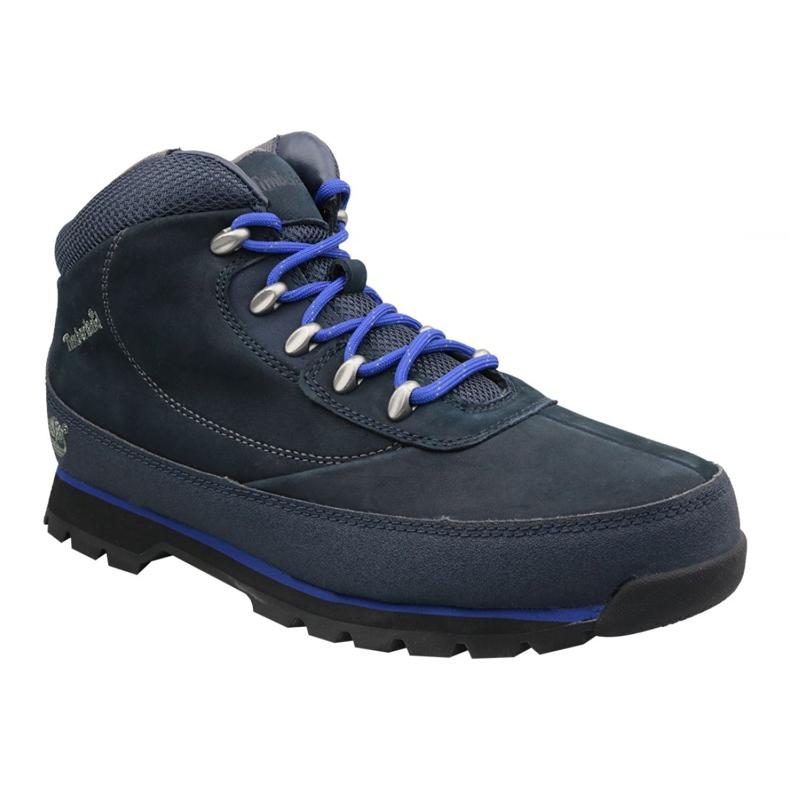 Zimní boty Timberland Euro Brook M 6707A válečné loďstvo
