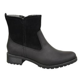 Zimní boty Timberland Bethel Biker W 6914B černá