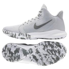 Obuv Nike Precision Iii M AQ7495-004 šedá bílá