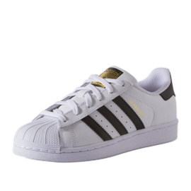 Adidas Originals Superstar Fundation Jr C77154 boty bílá