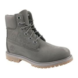 Obuv Timberland 6 In Premium Boot W A1K3P šedá