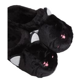 Dámské pantofle MA16 Black černá