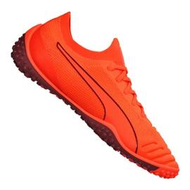 Kopačky Puma 365 Concrete 1 St M 105752-02 oranžový oranžový