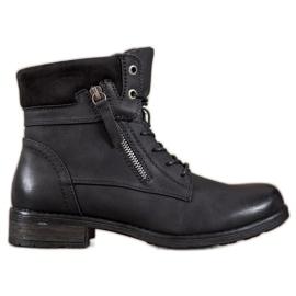 Goodin Černé boty černá