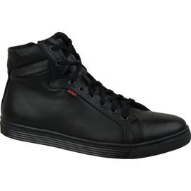 Lee Cooper M Shoes LCJP-19-532-041 černá