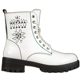 Goodin Bílé boty bílá