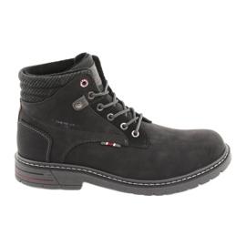 American Club Pánská americká obuv RH35 černá