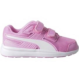 Puma Escaper Mesh V Inf Jr 190327 09 boty růžový