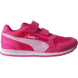 Puma St Runner v2 Nl V Ps Jr 365294 12 bot růžový