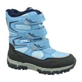 Zimní boty Kappa Great Tex Jr 260558T-6467 modrý