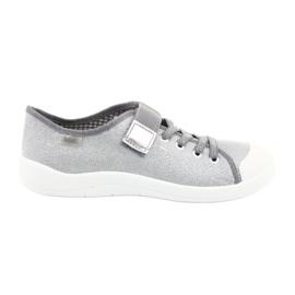 Dětská obuv Befado 251Q075 šedá