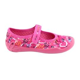 Dětská obuv Befado 114X358 růžový