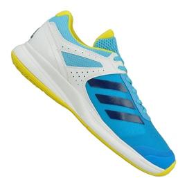 Tenisová obuv Adidas adizero Court Oc M BB3413 modrý