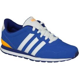 Obuv Adidas V Jog Kids AW4835 modrý