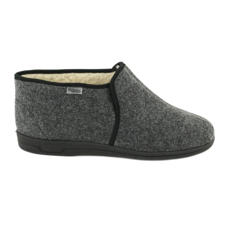 Pánská obuv Befado 730M045 šedá