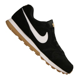 Obuv Nike Md Runner 2 Suede M AQ9211-001 černá