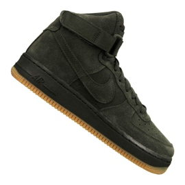 Obuv Nike Air Force 1 High Lv 8 Gs Jr 807617-300 zelená