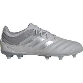 Fotbalová obuv Adidas Copa 20,3 Fg M EF8329 šedá