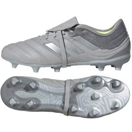 Fotbalová obuv Adidas Copa Gloro 20,2 Fg M EF8361 šedá