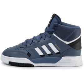 Boty Adidas Originals Drop Step Jr EE8757 válečné loďstvo