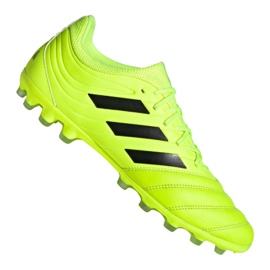 Fotbalová obuv Adidas Copa 19.3 Ag Ig M EE8152 žlutý žlutý