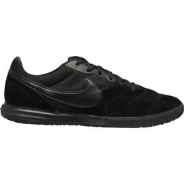 Fotbalová obuv Nike Premier Ii Sala M Ic AV3153 011 černá černá