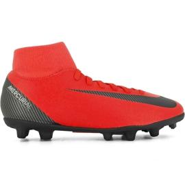 Fotbalová obuv Nike Mercurial Superfly 6 Club CR7 Mg M AJ3545 červená