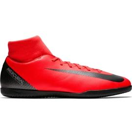 Fotbalová obuv Nike Mercurial Superfly X 6 Club CR7 Ic M AJ3569 červená