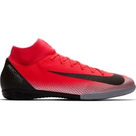 Fotbalová obuv Nike Mercurial Superfly X 6 CR7 Ic M AJ3567 černá, oranžová červená