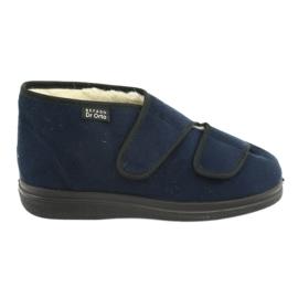Dámské boty Befado pu 986D010 válečné loďstvo