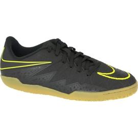 Sálová obuv Nike Hypervenomx Phelon Ii Ic Jr 749920-009 černá