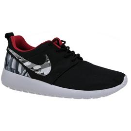 Obuv Nike Roshe One Print Gs W 677782-012 černá