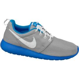 Obuv Nike Rosherun Gs W 599728-019 šedá