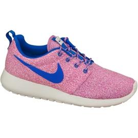 Obuv Nike Rosherun Print W 599432-137 růžový
