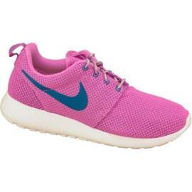 Obuv Nike Rosherun W 511882-502 růžový
