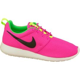 Obuv Nike Rosherun Gs W 599729-607 růžový