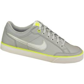 Obuv Nike Capri 3 Ltr Gs Jr 579951-010 šedá