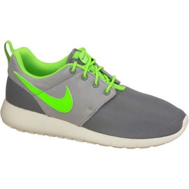 Obuv Nike Roshe One Gs W 599728-025 bílá