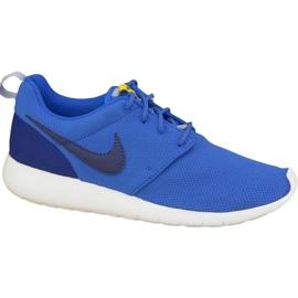 Obuv Nike Roshe One Gs W 599728-417 modrý